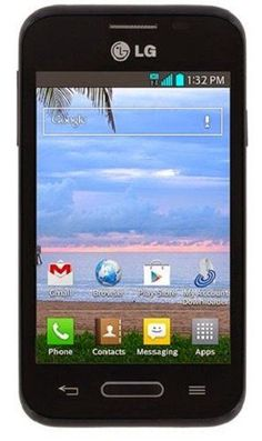 Tracfone LG Optimus Fuel Prepaid Phone with Triple Minutes (Tracfone) - http://mobileappshandy.com/mobile-store/mobile-accessories/tracfone-lg-optimus-fuel-prepaid-phone-with-triple-minutes-tracfone/