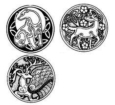 celtic inspired emblems