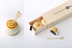Cake packaging design