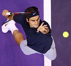Roger Federer: skill, sportsmanship, collected, focus, smooth...hot!