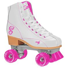 white-pink Candi Girl skate