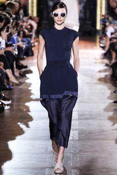 VOGUE fashion | news | 「ステラ マッカートニー」「サンローラン」が披露! 2014年春夏パリコレクション速報Part5。