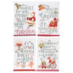 Christmas Cheer Tea Towels