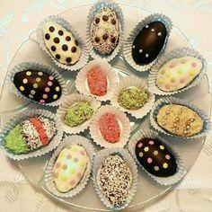 Egy finom Húsvéti keksztojások ebédre vagy vacsorára? Húsvéti keksztojások Receptek a Mindmegette.hu Recept gyűjteményében! Mini Cupcakes, Cheesecake, Muffin, Favorite Recipes, Meals, Baking, Breakfast, Food, Morning Coffee