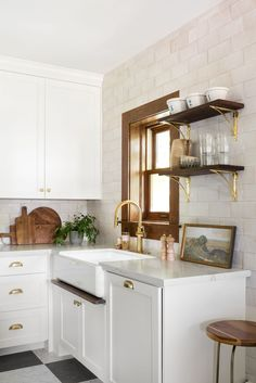 Historic Netflix Kitchen Remodel - Studio McGee
