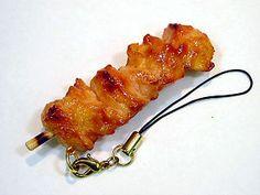 和食系携帯ストラップ > 焼鳥携帯ストラップ