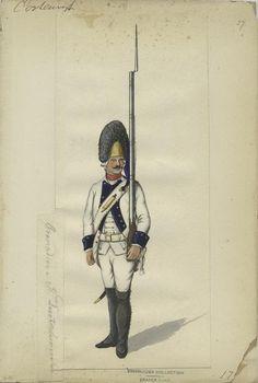 Austria, 1756-1760 Grenadier