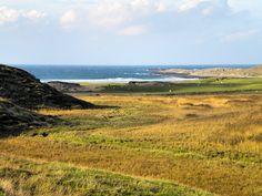 Machir Bay on an October morning, Isle of Islay