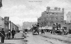 chalk farm road nw5 early 1900s Camden London, Camden Town, North London, Old London, Alexandra Palace, Highgate Cemetery, Vintage London, Round House, London Photos