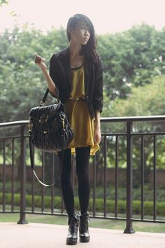 I'm going to be buying so many mustard items this fall. eff.