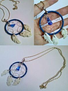 Dreamcatcher - pendant