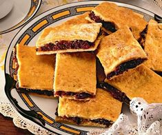Garibaldi biscuits, also known as squashed fly biscuits, are a classic afternoon treat; this Garibaldi slice recipe from The Australian Women's Weekly cookbooks won't disappoint.