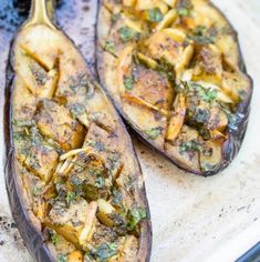 Vinete cu usturoi la cuptor Tofu, Zucchini, Vegetables, Cooking, Gourmet, Home, Kitchen, Vegetable Recipes, Brewing
