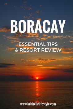 Travel guide to Boracay essential tips and recommendations and resort review shangri la philippines | lulabellelifestyle.com | #travel #traveltips #philippines Boracay Island, Shangri La, Philippines Travel, Palawan, Going Home, Live Life, Travel Photos, Places To See, Travel Guide