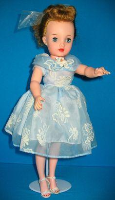 "Popular 1950s Dolls | FOR SALE: Ideal's 1950's 18"" Miss Revlon"