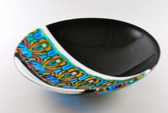 360 Fusion Glass Blog: Fused Glass Bowl