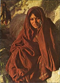 Kuchi Nomad Afghanistan
