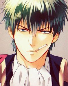 Toshi | Hijikata Toushirou | Gintama | ♤ #anime ♤