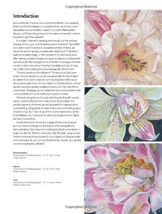 Masterful Color: Vibrant Colored Pencil Paintings Layer by Layer: Amazon.co.uk: Arlene Steinberg: Books