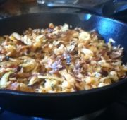 Fast Paleo » Cabbage and bacon - Paleo Recipe Sharing Site