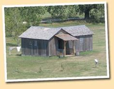 virtual visit to the homestead in De Smet--the house, the hayroof barn, and the property. Some of the cottonwoods Pa planted are still there.
