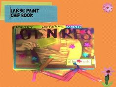 """Now in the """"FREE DOWNLOAD WINDOW"""" through midnight on Monday (1/28) .... The Bag Ladies """"Paint-Chip Projects"""" Mini-Unit!!  """"CLICK &  FOLLOW"""" on TpT for notification of these """"FREE DOWNLOAD WINDOWS"""" for initial postings  (BONUS FREEBIE!!! The Secret Stories """"Once Upon a Time... My Fairy Tale Valentine"""" mini-pack is also currently FREE, so don't miss it!! :)"""