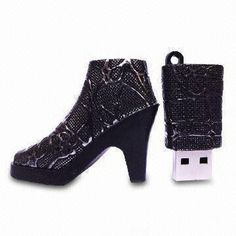 Boots USB Flash Drive with 10 Years Data Storage and 1 to Capacity Usb Drive, Usb Flash Drive, Cute Portable Charger, Computer Supplies, Unique Gadgets, Cool Technology, Usb Hub, Geek Girls, Boots