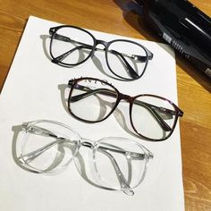 1e2c018875 2017 Brand Design Vintage Big Oversized Frame Eyeglasses Women Men Computer  Eyedresskily Eyeglasses For Women