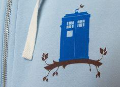 Doctor-Hoo by Mallory Dye