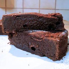 Torta grisbì dal cuore morbido - Ricette Bimby