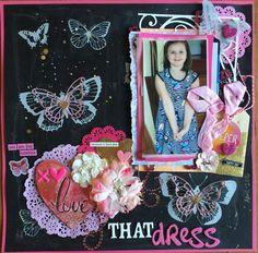 Love+That+Dress - Scrapbook.com