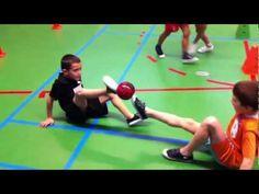 Gymles met de groepen 3 - YouTube