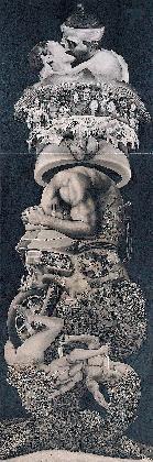 신학철, 한국근대사-종합, 1982-1983 @국립현대미술관
