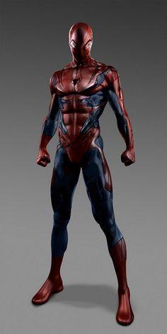 Infográfico: Todos os trajes do Homem-Aranha (2)