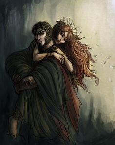 hades and persephone greek mythology - Google Search