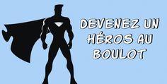 Job : c'est quoi ton super-talent ? - LE BLOG EZBEEZ Blog, The Unit, French, Superhero, Sport, Deporte, French People, Sports, Blogging