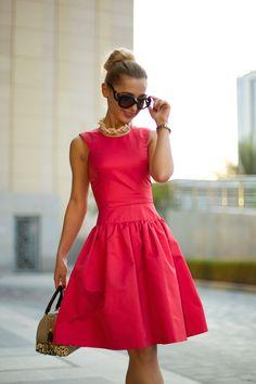 Reiss Dress :: Sophie's Silhouette