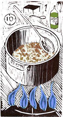 Solmentes Press · David Esslemont: Chili – the cooking begins