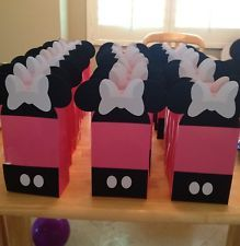 Minnie Mouse Goo Bags