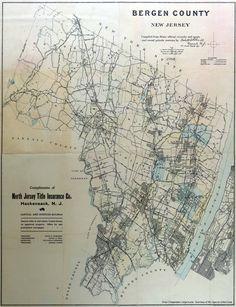Bergen County NJ municipalities 2 048 2 896 pixels r