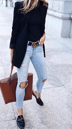 I like this look for work is part of Casual office attire - Popular Ladies Casual Office Attire, Casual Work Outfits, Trendy Outfits, Casual Clothes, Casual Wear, Komplette Outfits, Fall Outfits, Fashion Outfits, Womens Fashion