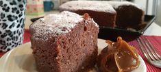 Torta húmeda de chocolate apta para celíacos – SMILEY BELLY