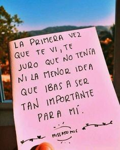 Love Phrases, Love Words, Sad Love, Love You, Tumblr Love, Love Text, Foto Art, Love Messages, Spanish Quotes
