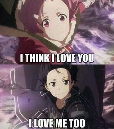 Kirito ur so awesome - sword art online