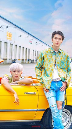 EXO | SC #sc #chanyeol #sehun #maknae #chanhundebut #sechan #chanhun #whiteChanyeol #photoshoot #2019