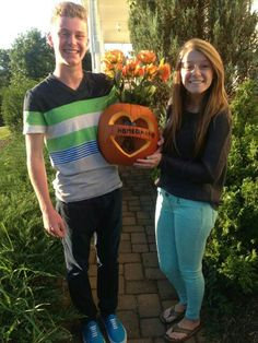Cute ways to get asked to homecoming