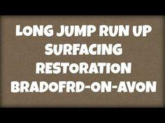 Long Jump Pit Construction   Long Jump Runway Builders