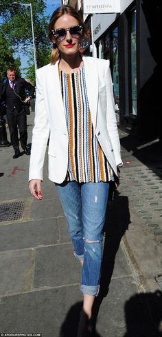 Donna Air steps out with look-a-like daughter Freya, 11 - Celebrity Fashion Trends