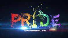 Join Savannah Pride 2015 for celebration and support in Forsyth Park, but a block away from our historic inn, on 15th September, 2015!