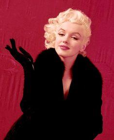 "summers-in-hollywood: ""Marilyn Monroe, 1955. Photo taken by Milton H. Greene """